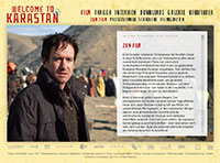Welcome To Karastan. Ein Film von Ben Hopkins